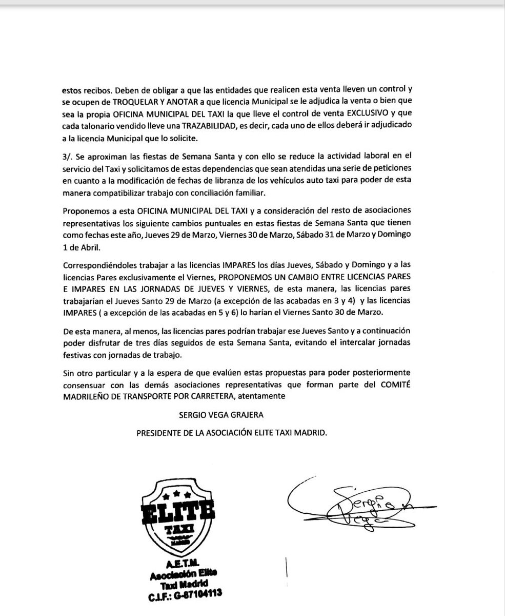 Licencia de actividad en madrid stunning affordable cmo calcular el aforo y ocupacin de los - Oficina municipal del taxi ...