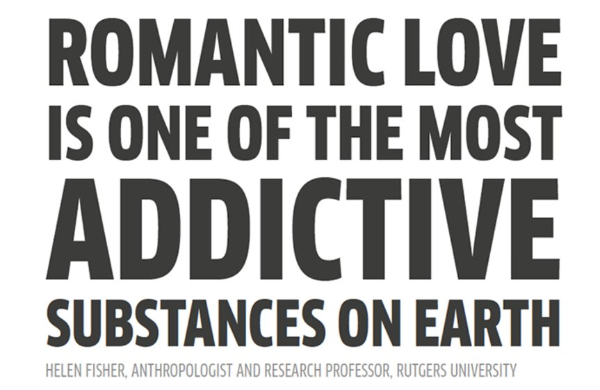 Happy #ValentinesDay, everyone! Discover the science behind this crazy thing we call #love. bit.ly/2jKJcMF