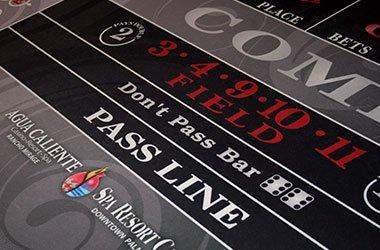 Winstar casino seating map