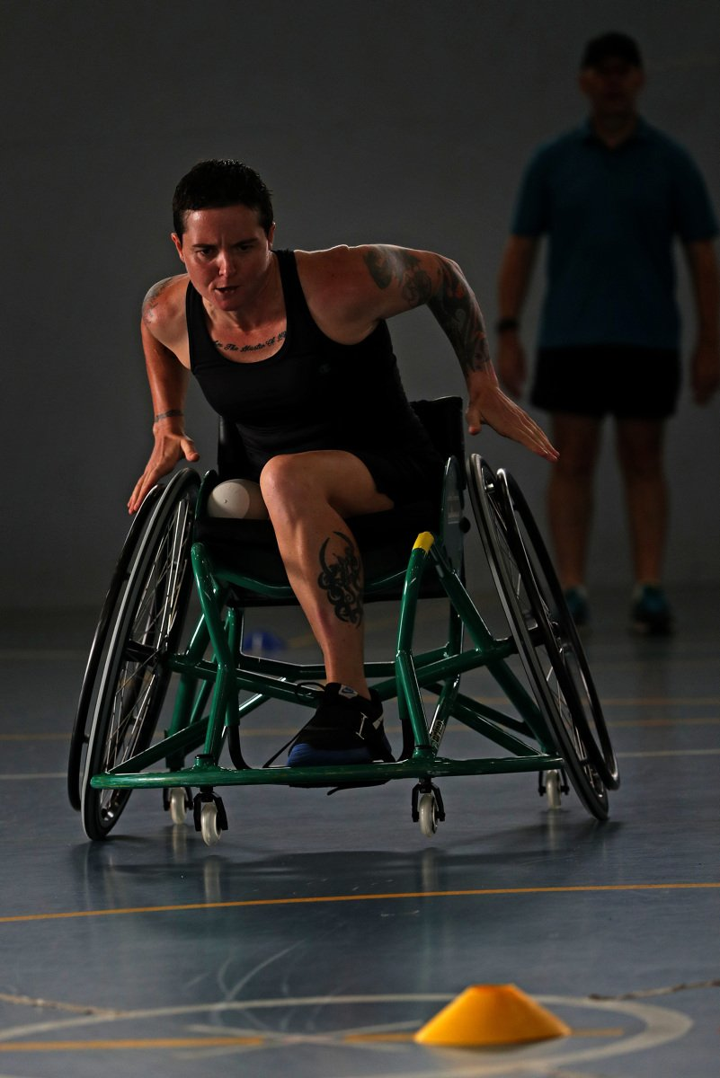Less than 250 days to go until #InvictusGames2018! Current and former serving members of the ADF are all biding for positions in Team Australia. Over the past few weekends selection camps have been held including athletics, wheelchair rugby and basketball and floor volleyball.