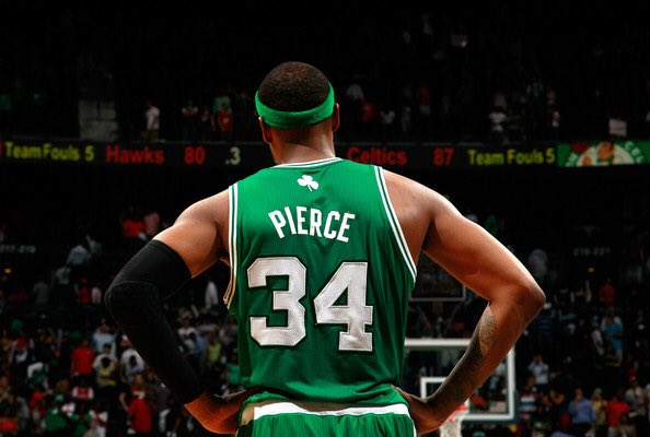 Celtics Freaks's photo on Paul Pierce