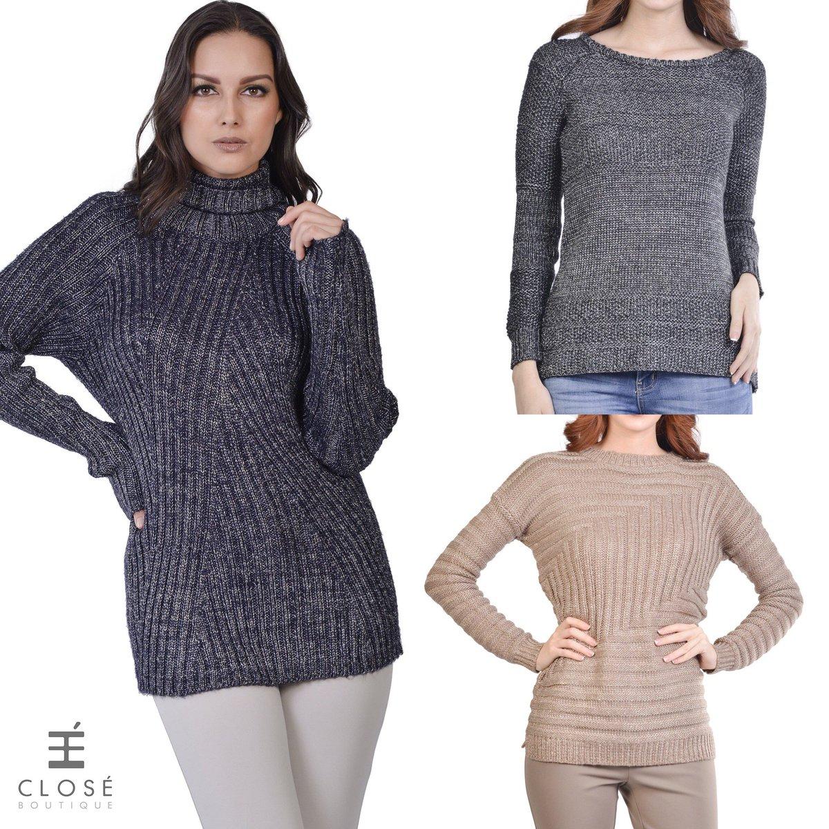 Encuentra el #suéter perfecto para ti. Descubre más estilos en: https://t.co/m20dfnu0zw #dressinstyle #seenowbuynow https://t.co/4C0mPuSCvv