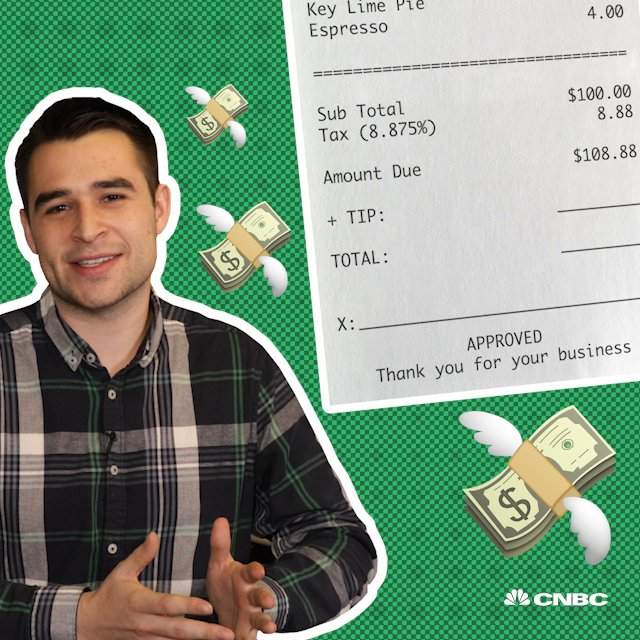 This simple tipping trick could save you over $400 a year: https://cnb.cx/2EtxYsr via @CNBCMakeIt