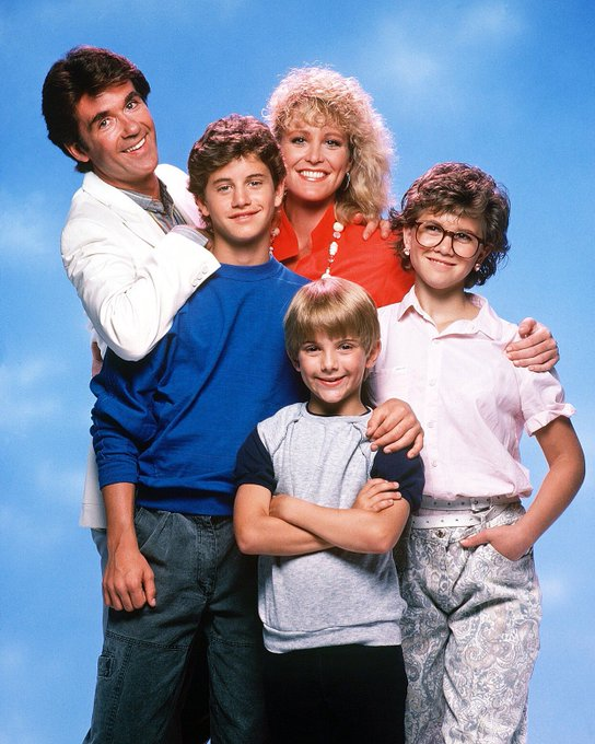 Happy birthday to Joanna Kerns! Who\s your favorite character on Growing Pains?