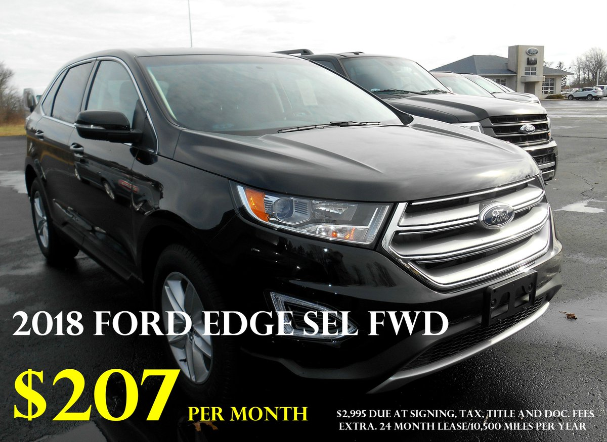 Ford Specials Newcar Fordedge Vroomvroom Classy  Due At Signing Tax Title And Doc Fees Extra  Mon Lease  Miles Per