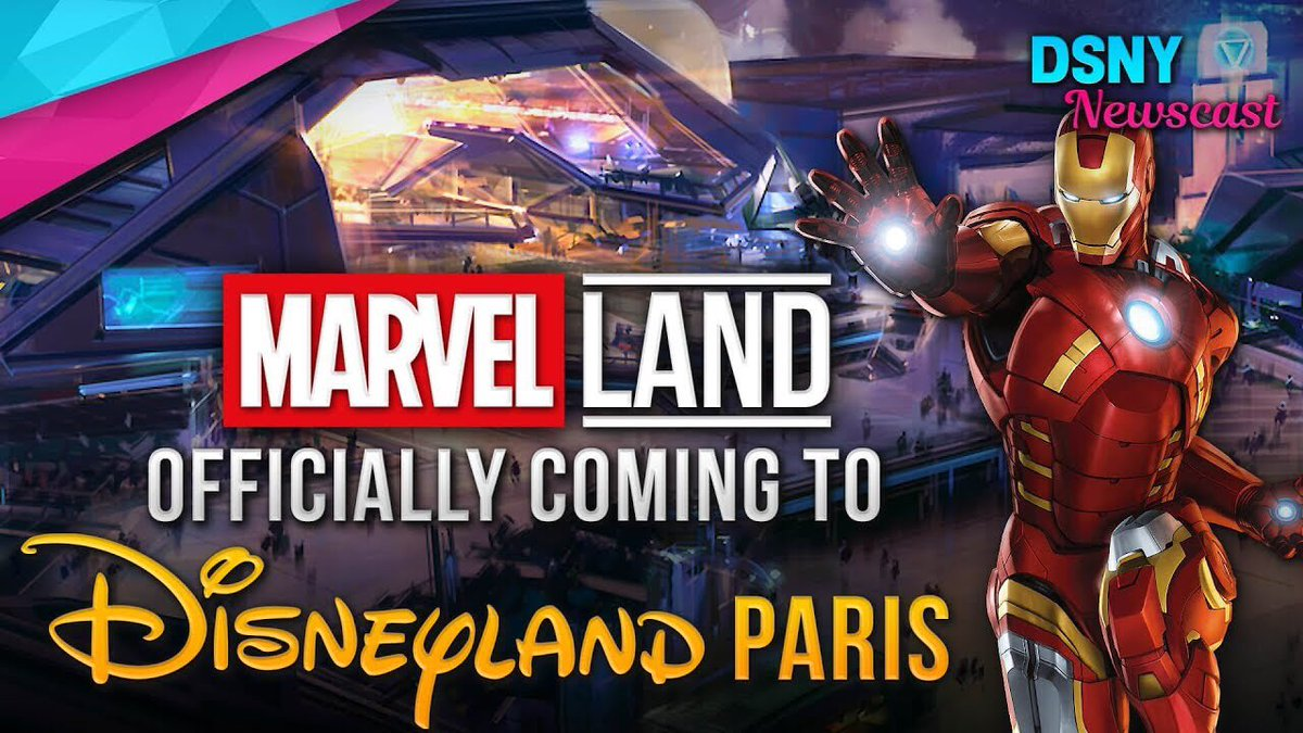 Dsny Newscast على تويتر Icymi Disneyland Paris Announces New