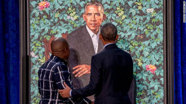 CNN Politics's photo on The Obamas