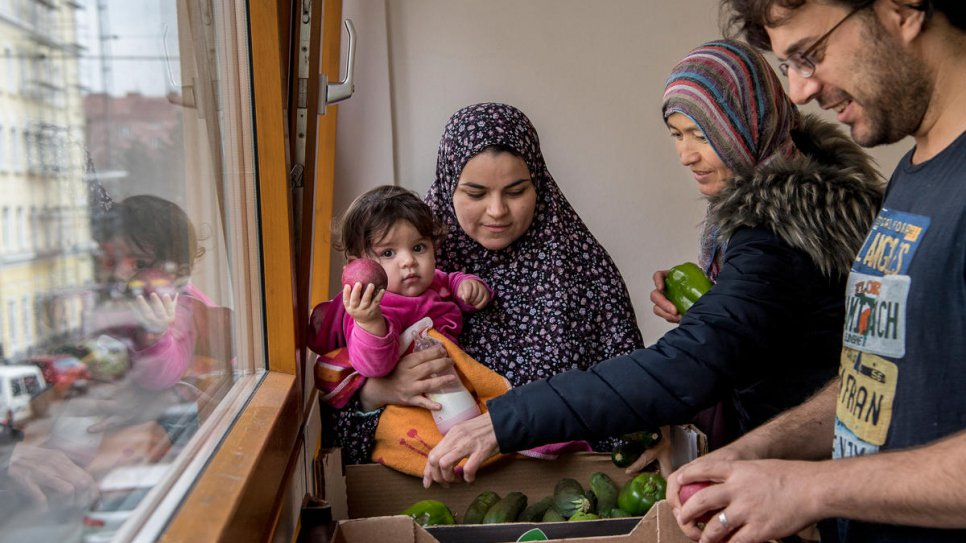 "test Twitter Media - ""We are happy to use our time for good."" An uplifting story from @Refugees on two Iraqi refugees giving back in Vienna, Austria!  https://t.co/3Gxd2HOQb8 https://t.co/RjIwjy23cf"