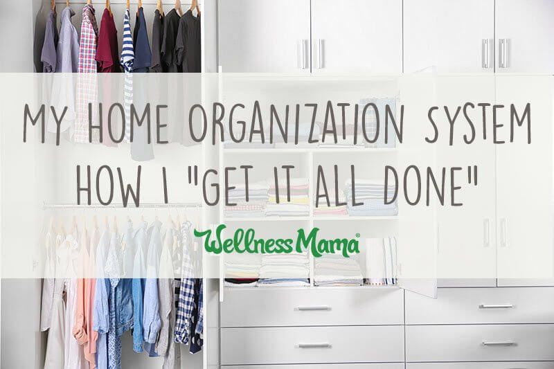 Here's how I 'get it all done' -> https://t.co/mnGowfp8eo #mondaymotivation #wellnessmama