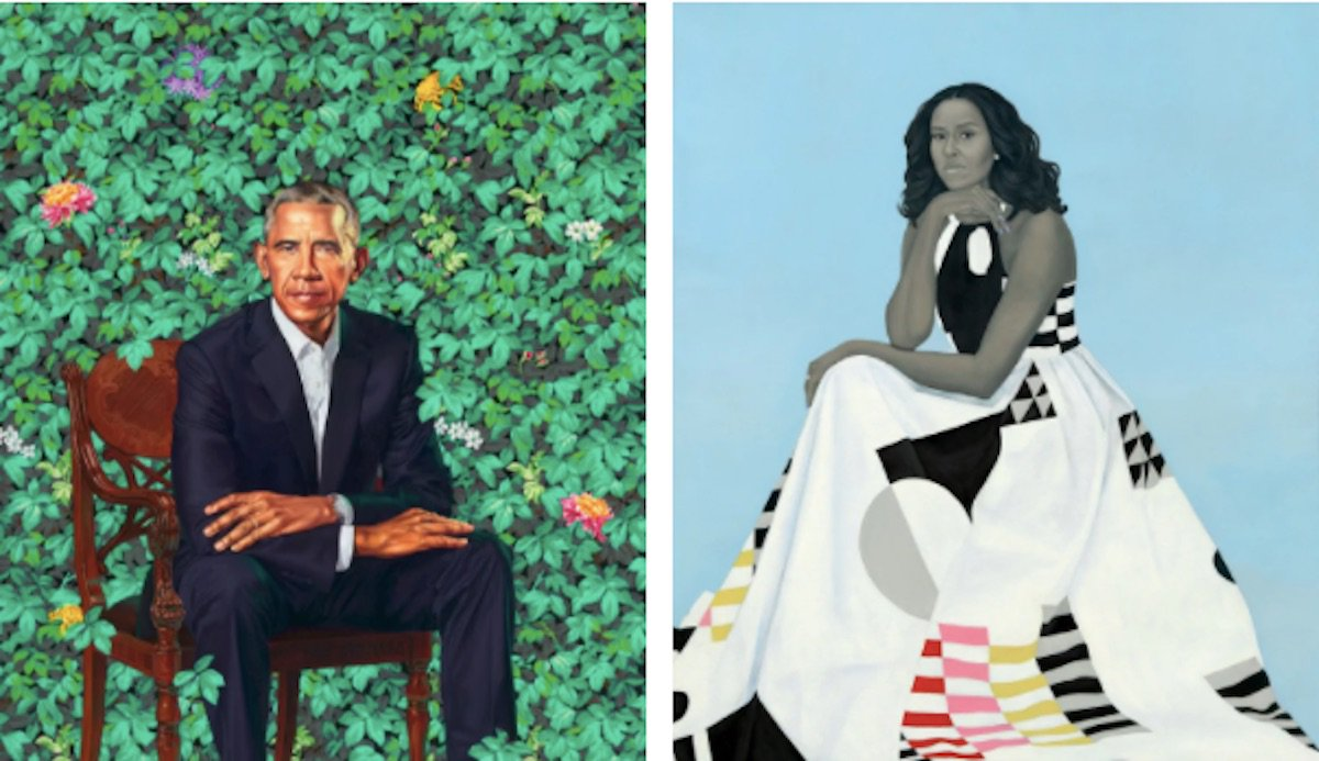 The Mary Sue's photo on The Obamas