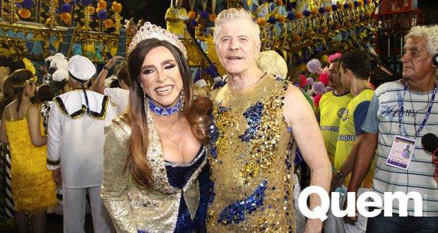 Vai ser chuva de 'Cala boca, Magda' na Sapucaí! Marisa Orth volta a ser Magda em desfile de Carnaval https://t.co/AOEhs5oX53