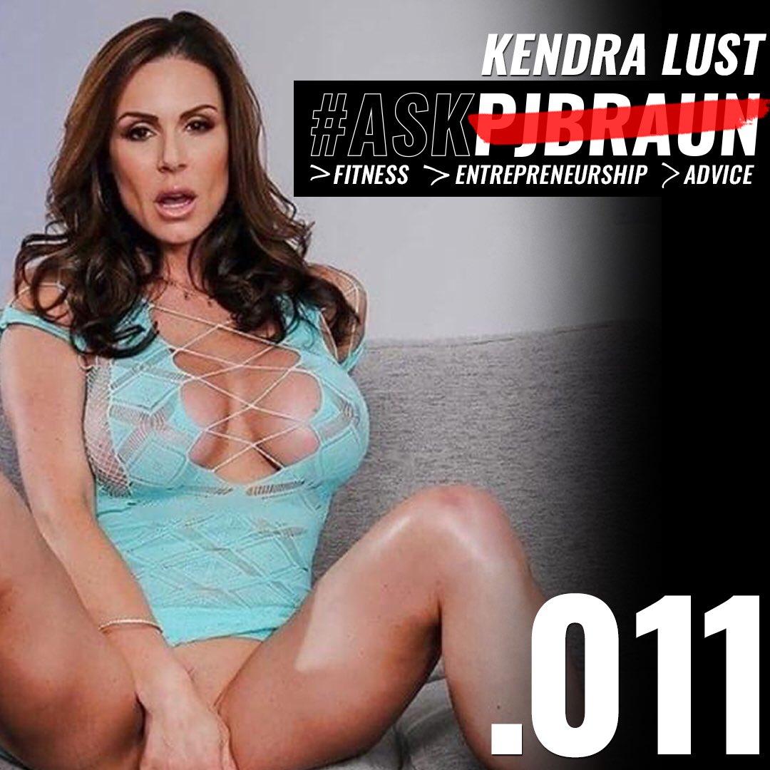 "Kendra Lust  - <a href=""/se lustarmy twitter @KendraLust"