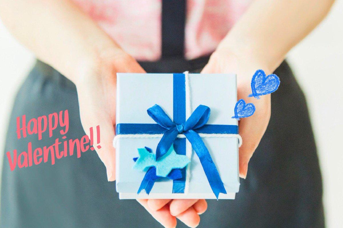 \今日はバレンタインデー❣/ 大切な人へ✨ 大好きな人へ✨ 想いが届きますように・・・💙  Happy Valentine's Day😍  #バレンタイン #バレンタインチョコ ※投稿に使用しているギフトは撮影用の非売品です。