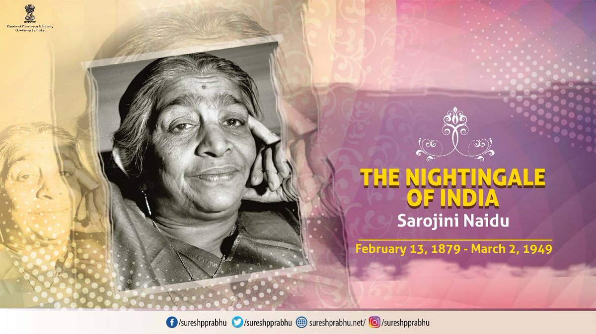 essay on sarojini naidu in marathi There shall be seats reserved for the depressed classes out of sarojini naidu essay general electorate marathi calendar 2018 click here marathi calendar 2018 pdf free download year sarojini naidu essay 2018 is the auspicious year for all indians.