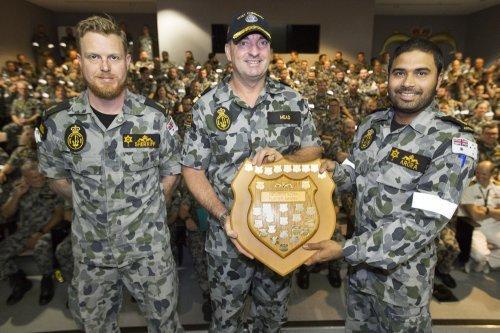 Submariners receive Fleet Awards https:/...