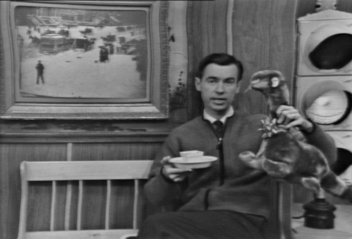 The Mister Rogers Neighborhood Archive On Twitter Uh Oh Look What Was Let Out Of The Cage Details On This And More To Come
