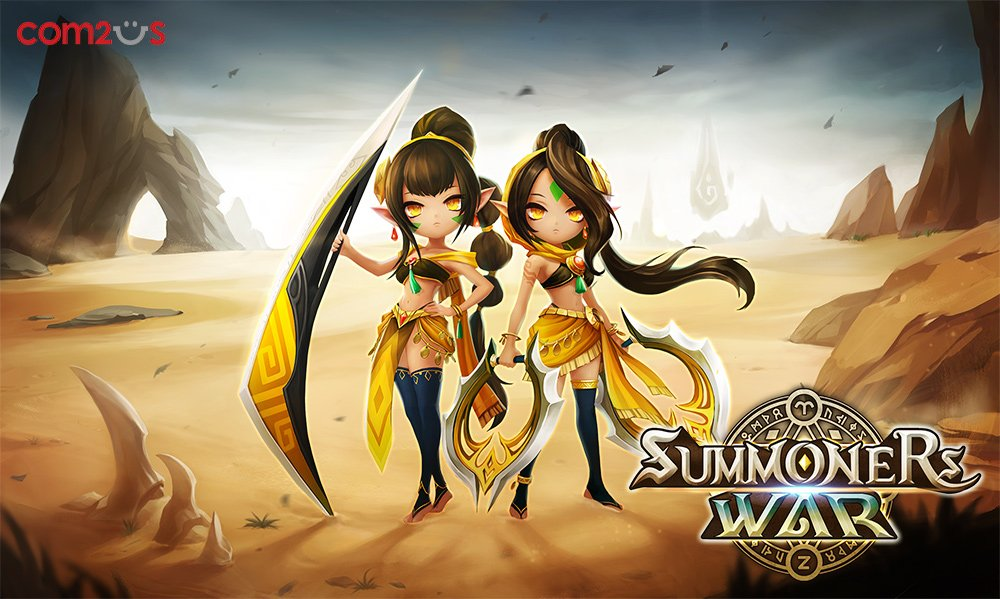 summoners war game center