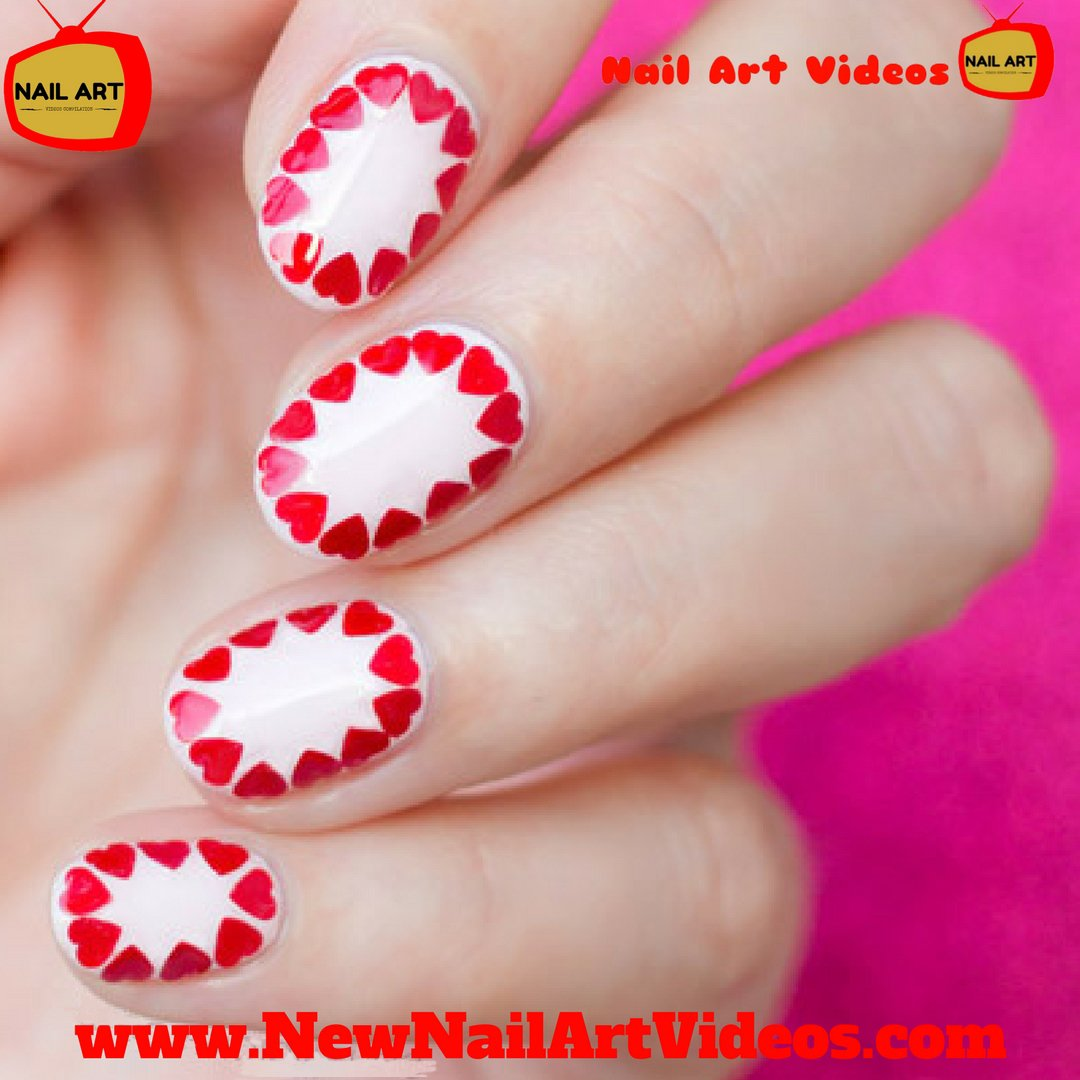 Simply Nailogical On Twitter 3 Valentines Day Nail Art Designs