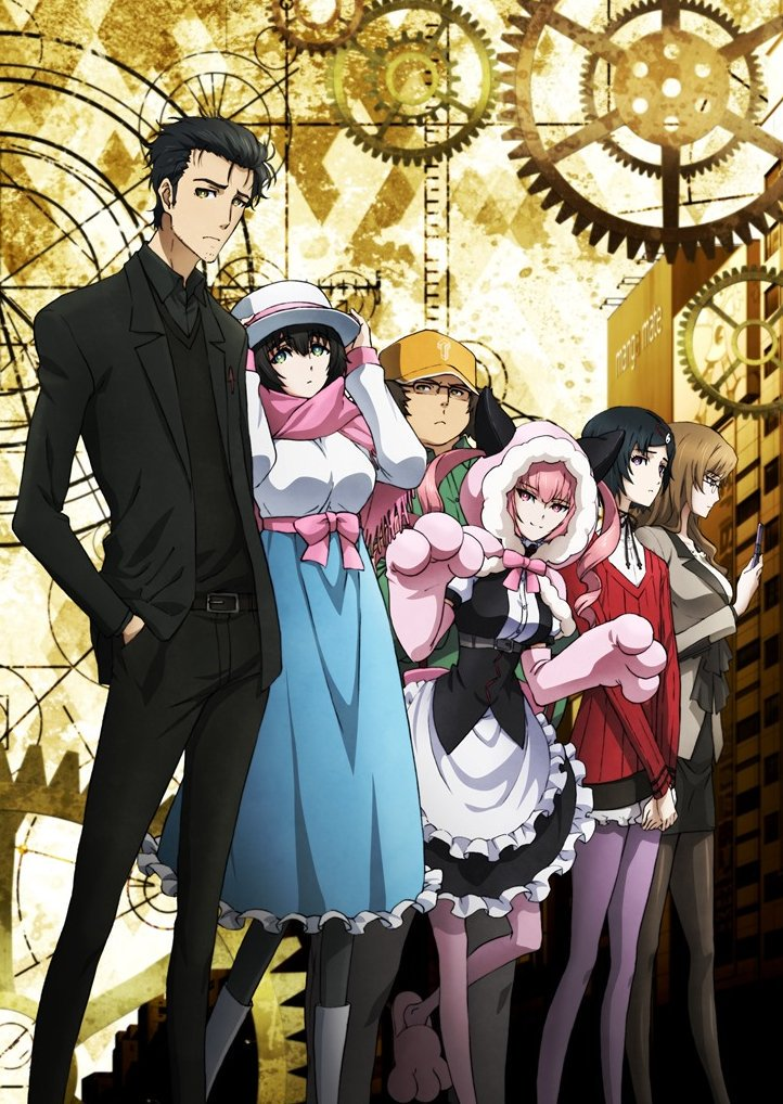 Kanako Itou Performs Opening Song for Steins;Gate 0 TV Anime