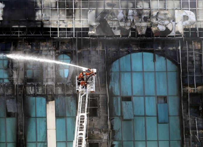 Fire in #Malaysia's EPF building caused by flammable #cladding: Official  #GrenfellTower https://t.co/8cgevoOUTi