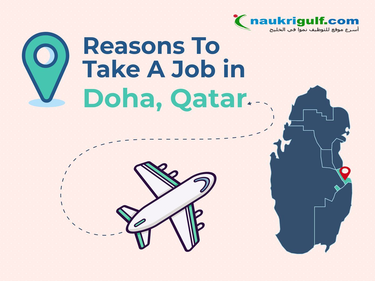 For a job in qatar doha