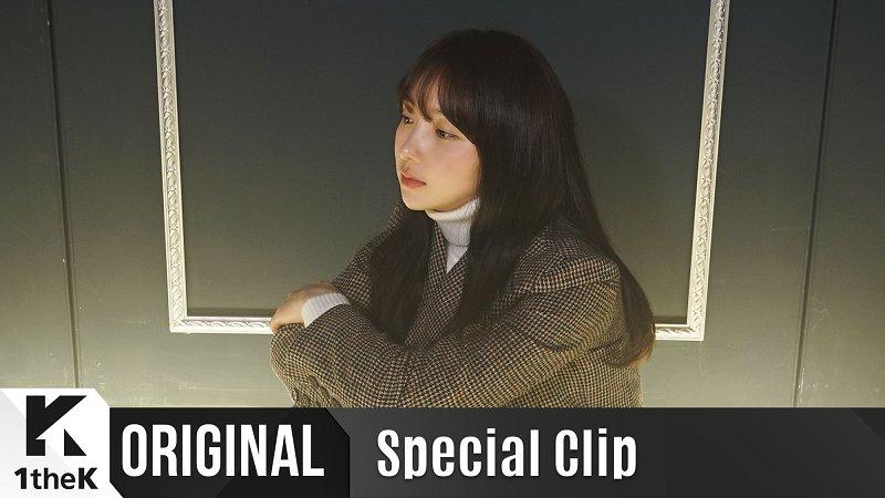 [#SpecialClip] #은호 - 상자 포크에 담은 이별 감성 ㅠ__...
