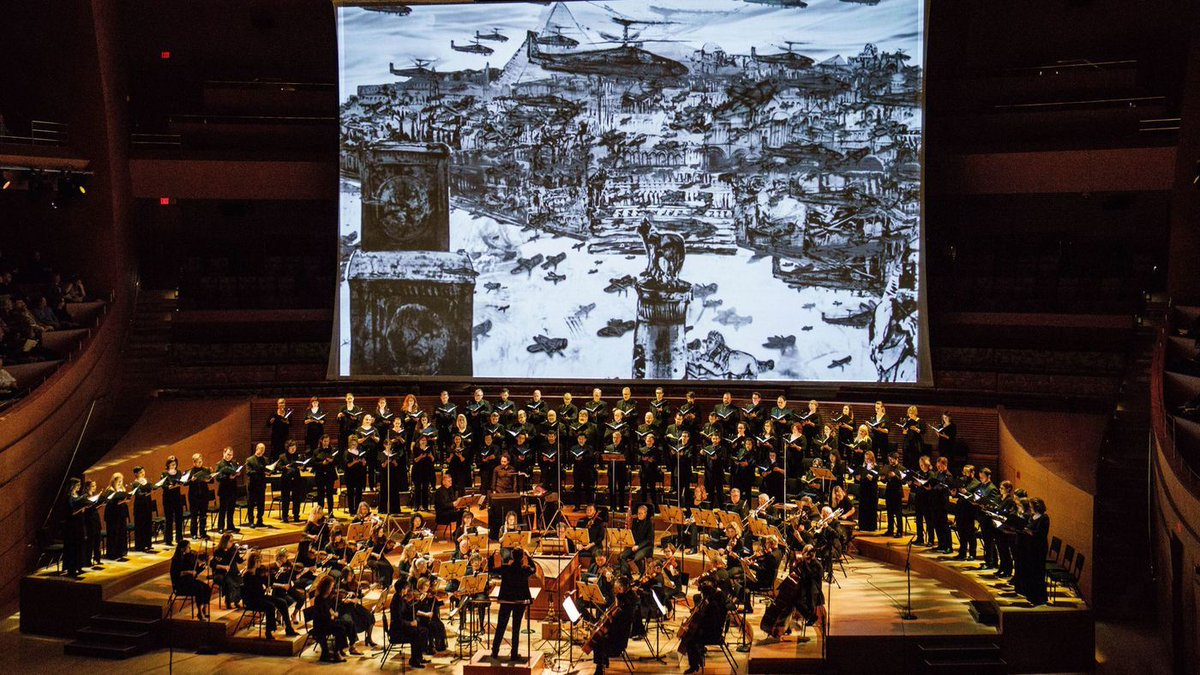 Israel and Egypt, then and now, as filtered through Handel and the Los Angeles Master Chorale https://t.co/76c7J2qE56