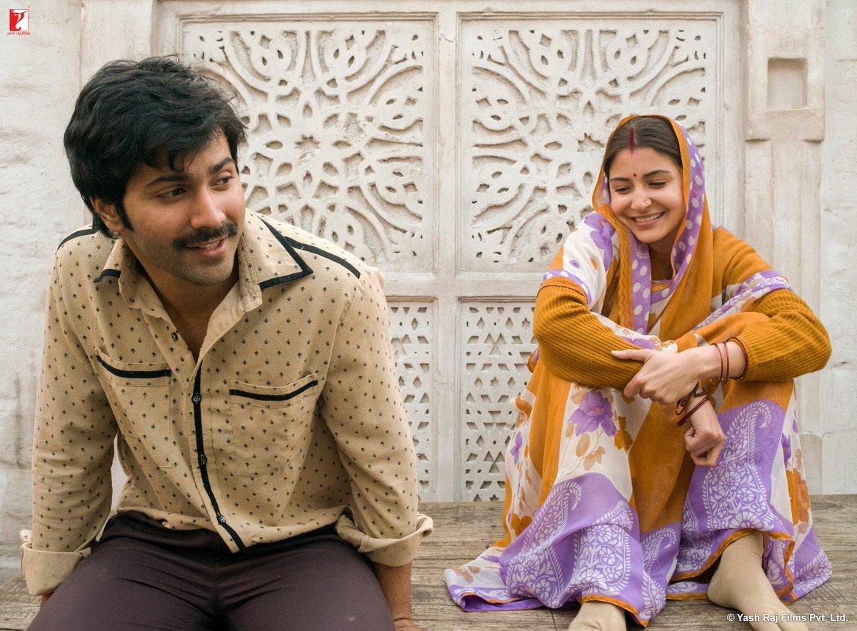 Sui Dhaaga First Look starring Varun Dhawan, Anushka Sharma