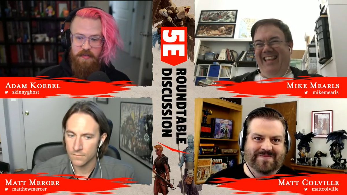 Geek sundry on twitter thats the advantage we have with you can do it yourself mikemearls rollplay presents a 5e roundtable discussion ep1 httpyoutubewatchvyqjlo6ynkv0 solutioingenieria Images