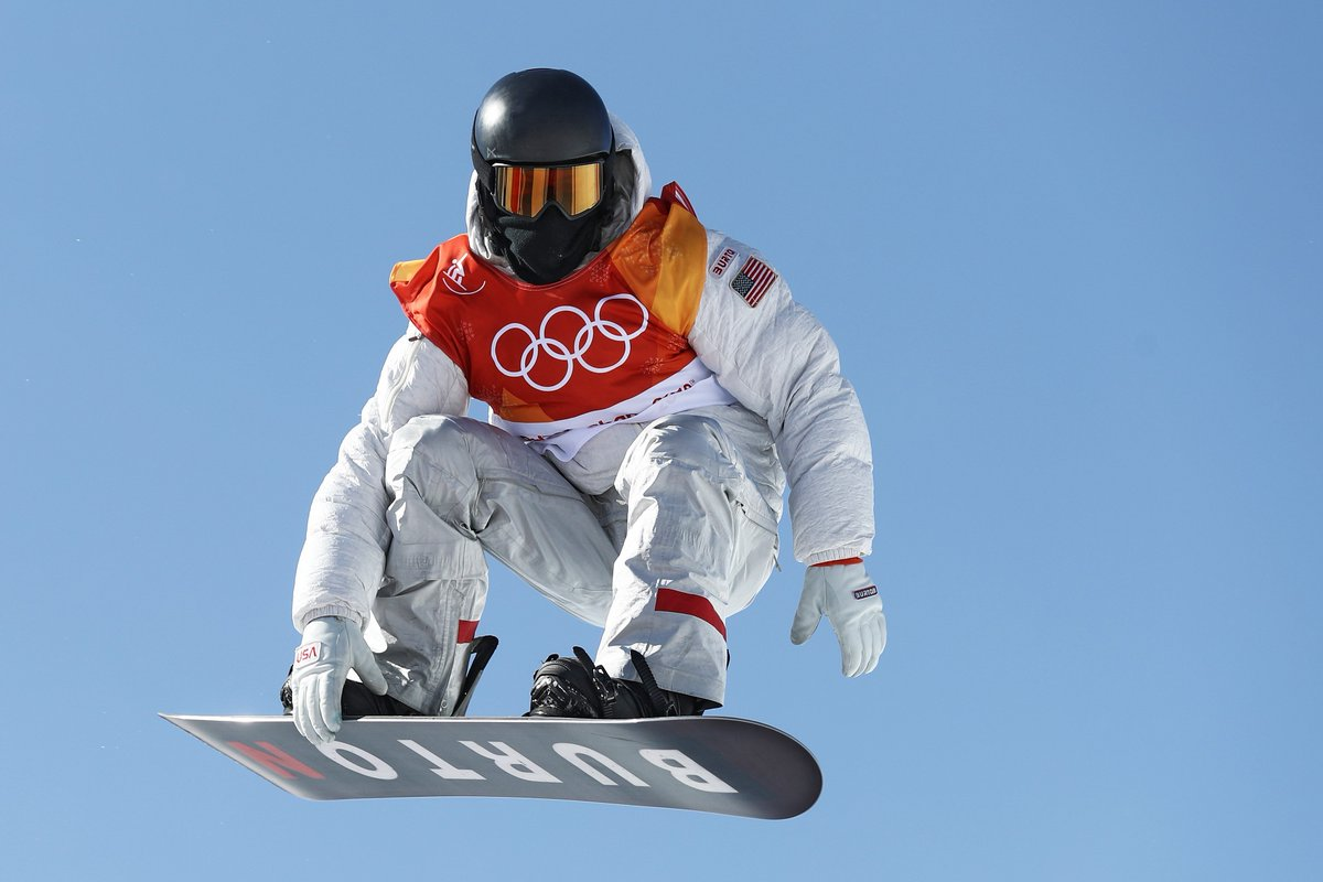 Two-time Olympic champion Shaun White had the highest mark of the day with a score of 98.5 😱 in the mens #Snowboard Halfpipe qualification and is on to attemp his third #gold at the final. ��