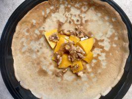 Орехи мед рецепт курага