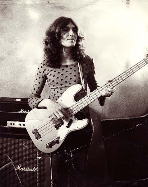 Happy 68th Birthday To Bob Daisley - Rainbow, Uriah Heep, Ozzy Osbourne, Gary Moore, Black Sabbath, Dio and more