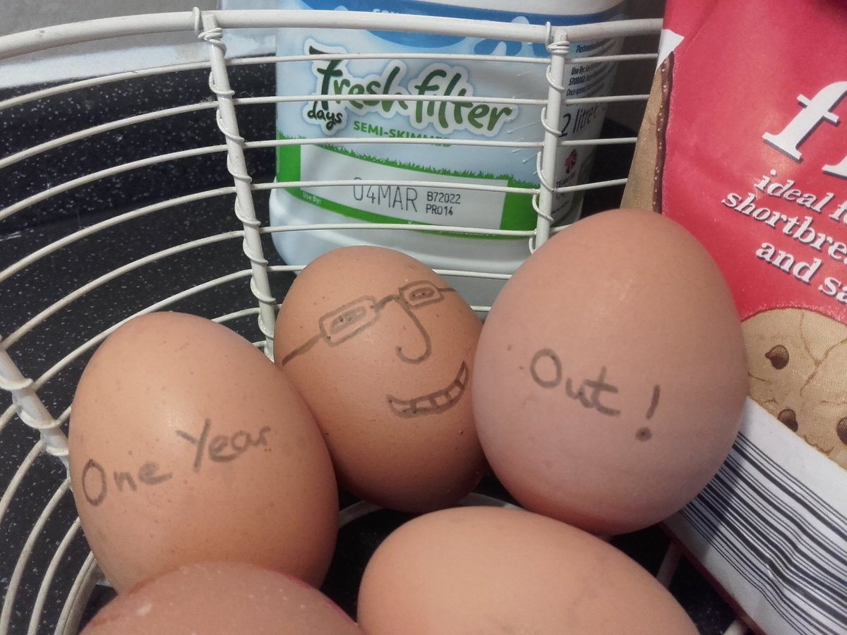 @RealKenBruce all ready for #pancakeday2018 with my ken bruce egg ;)