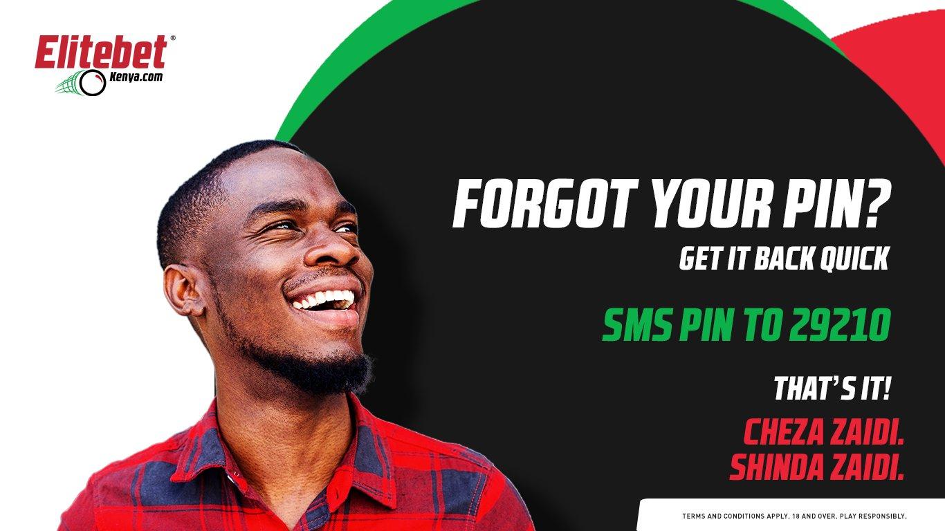 Elite betting kenya on sms nfl betting guide week 4