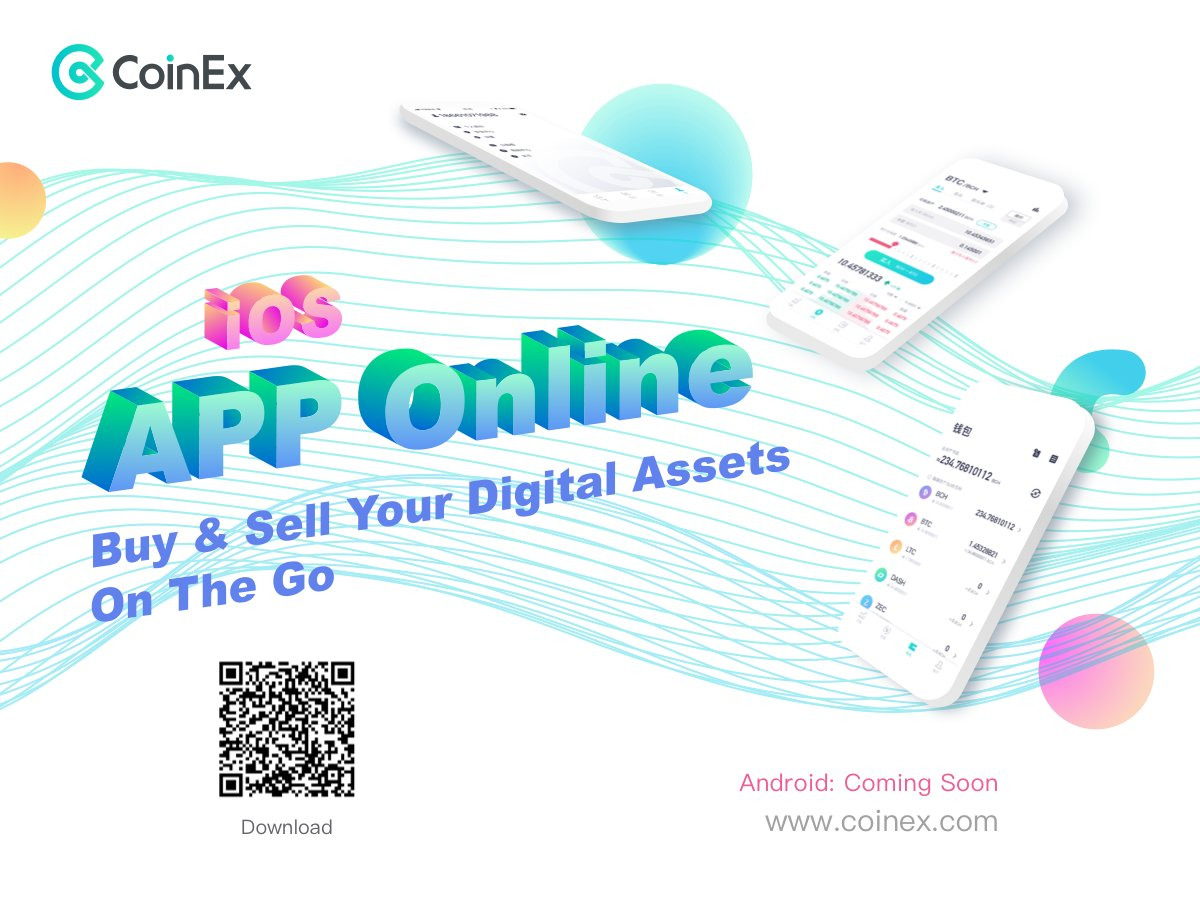 CoinEx on Twitter:
