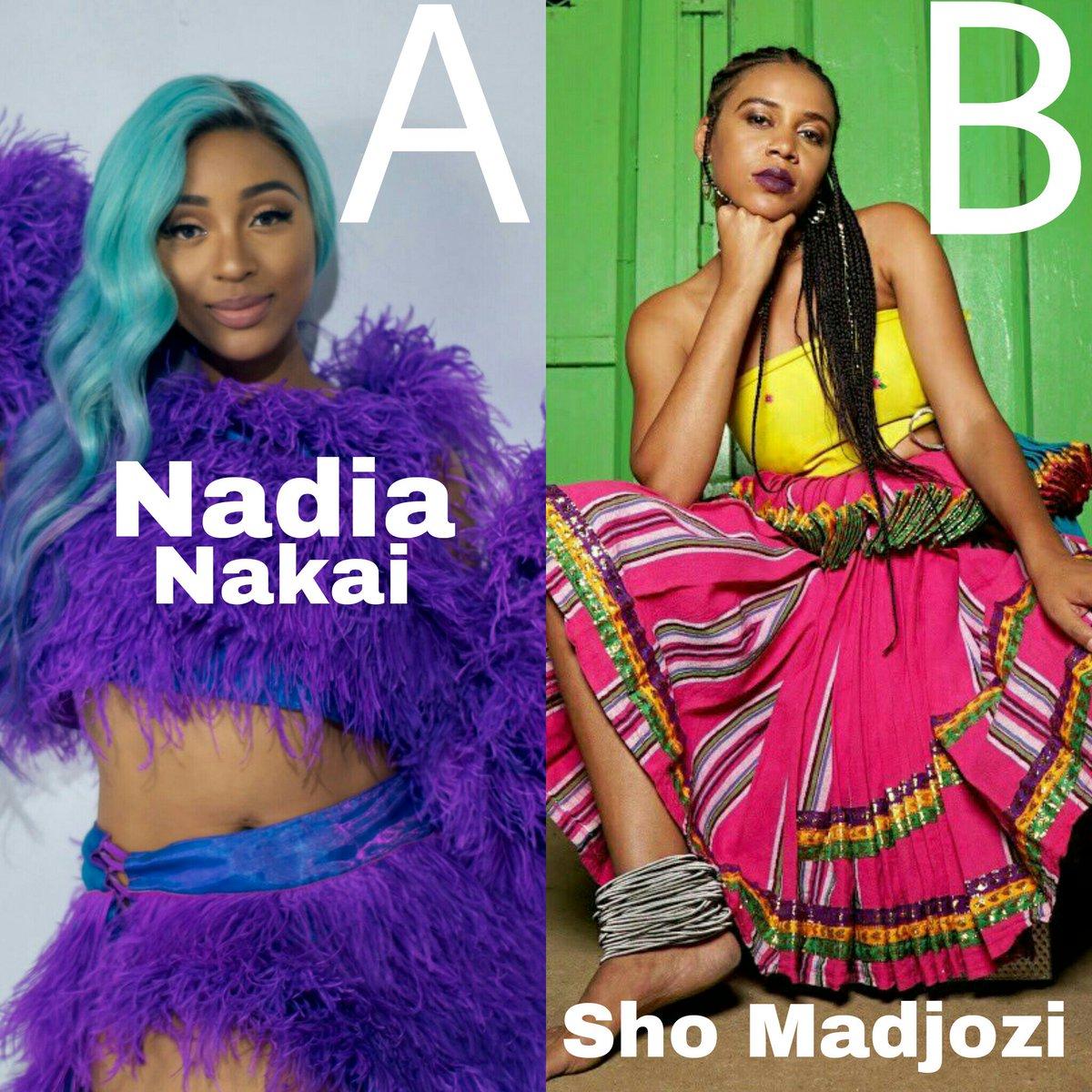 It's #ChooseDay ♨ Like for Nadia Nakai R...