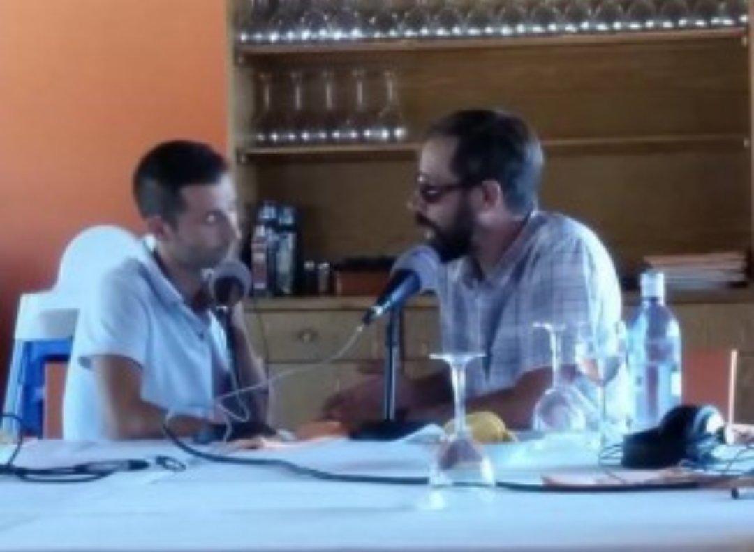 #DíaMundialDeLaRadio Javier Orive <br>http://pic.twitter.com/212Dip0KR5