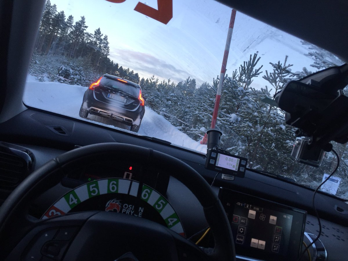 Rally de Suecia 2018 DV5uPZNXUAA6YM6