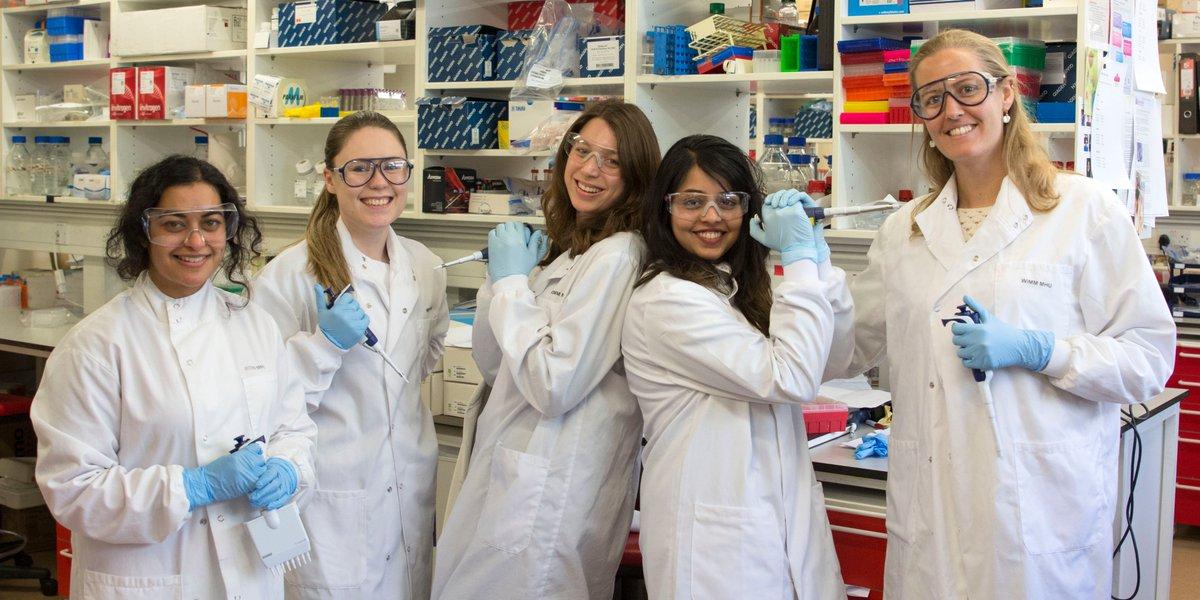 Happy Women in Science Day! #WomenInScienceDay #WomenInSTEM