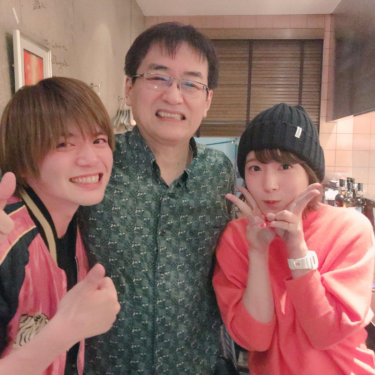 田中公平先生と内田姉弟ご飯に行ってきました! 姉弟、憧れの先生との、ご飯…! 夢が叶いました…!! ありがとうございました!!