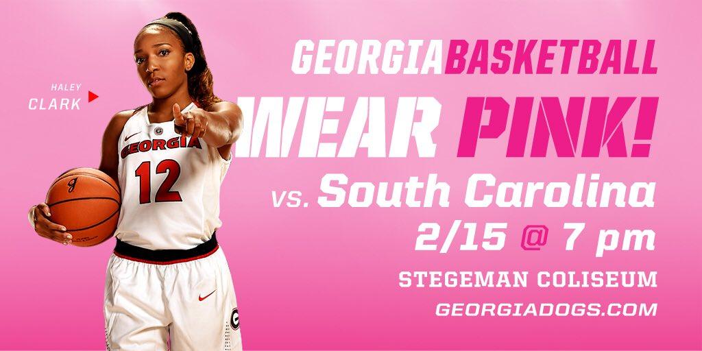 Georgia Basketball's photo on Carolina