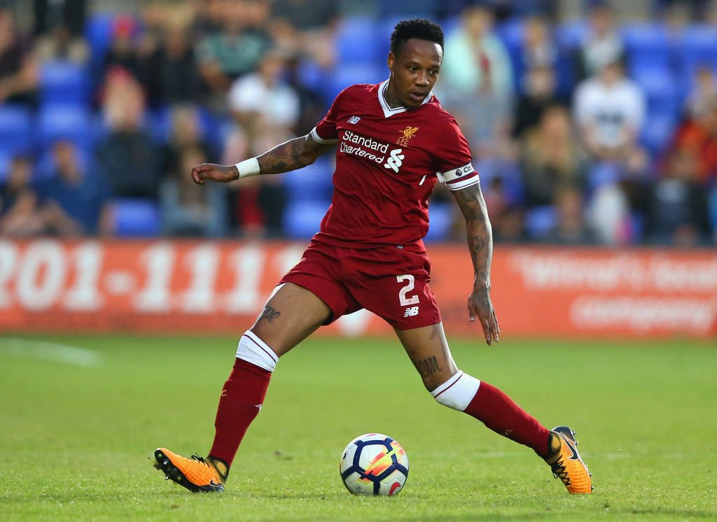 OFFICIAL: Nathaniel Clyne has been named in Jurgen Klopps 25 man squad travelling to Porto this afternoon. He hasnt played all season due to injury.