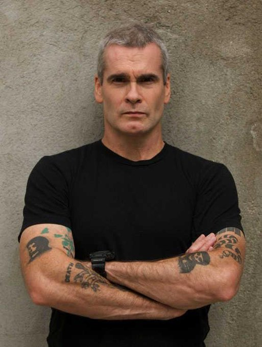 Happy birthday to my dad Henry Rollins.