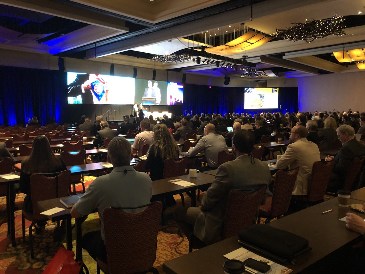We are underway in San Antonio! The 2018 National Ethanol Conference has started and the program is going to be awesome! #RFANEC18 <br>http://pic.twitter.com/0APu1p5Crd