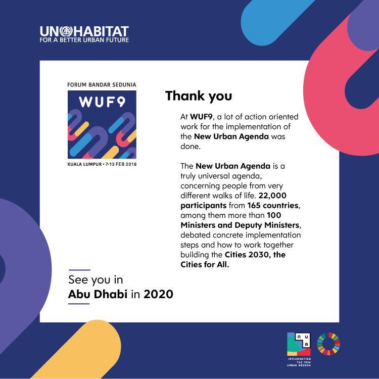 Thank you and see you in Abu Dhabi 2020...