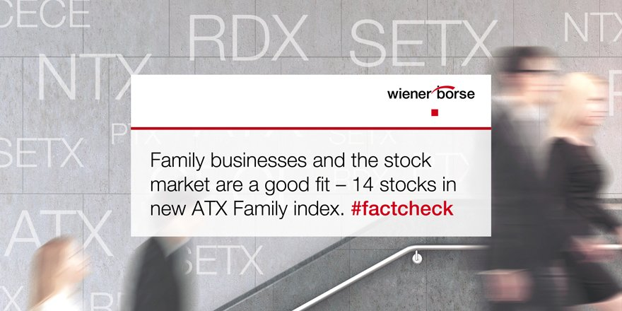 Wiener Börse Ag On Twitter Newly Launched Atx Family Index