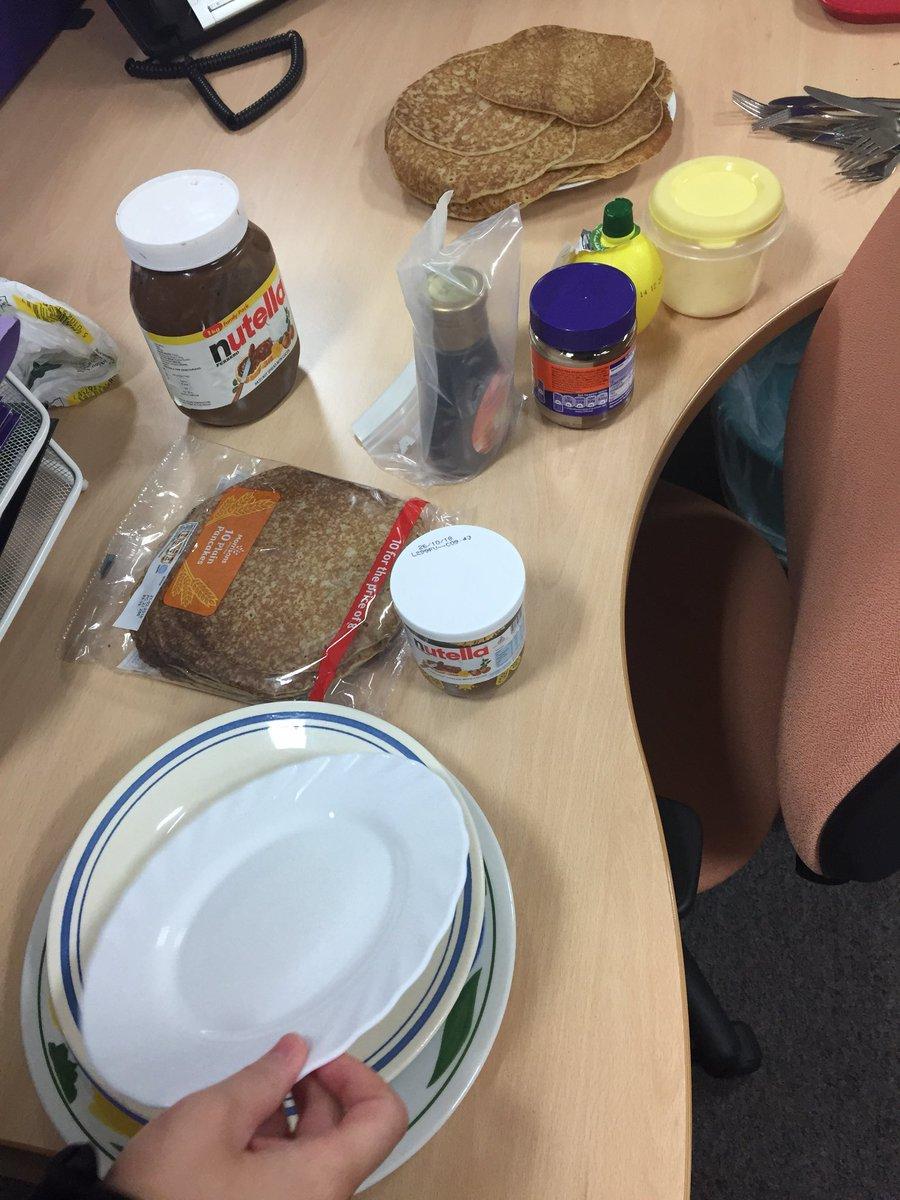 @SmallBizSatUK We've got ours all sorted!! #pancakeday2018