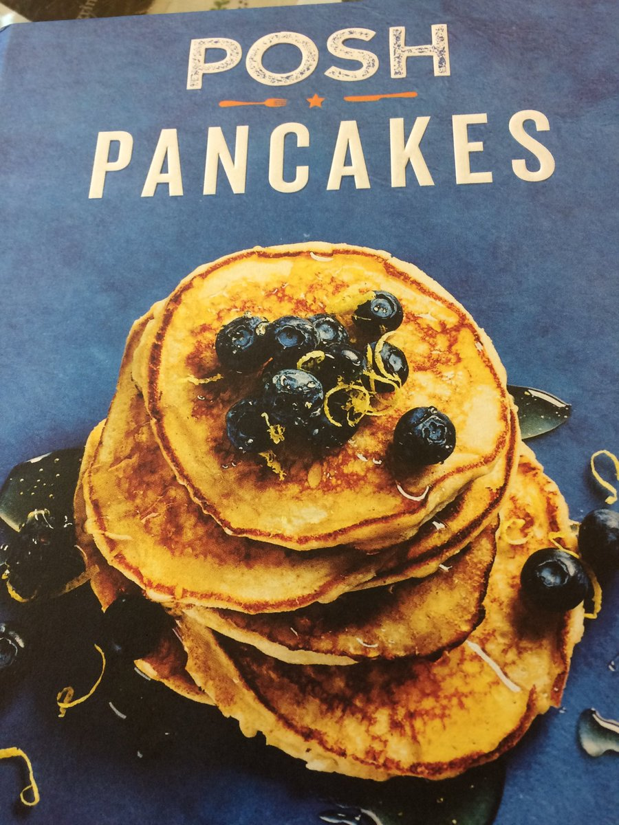 A visual clue from your favourite local bookshop #pancakeday2018
