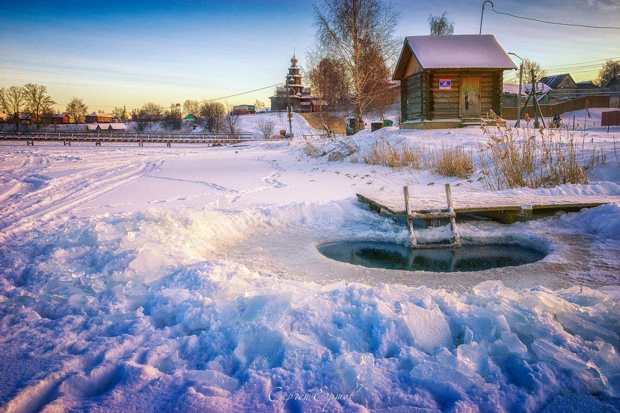 картинки полыньи на реке козырек оказался