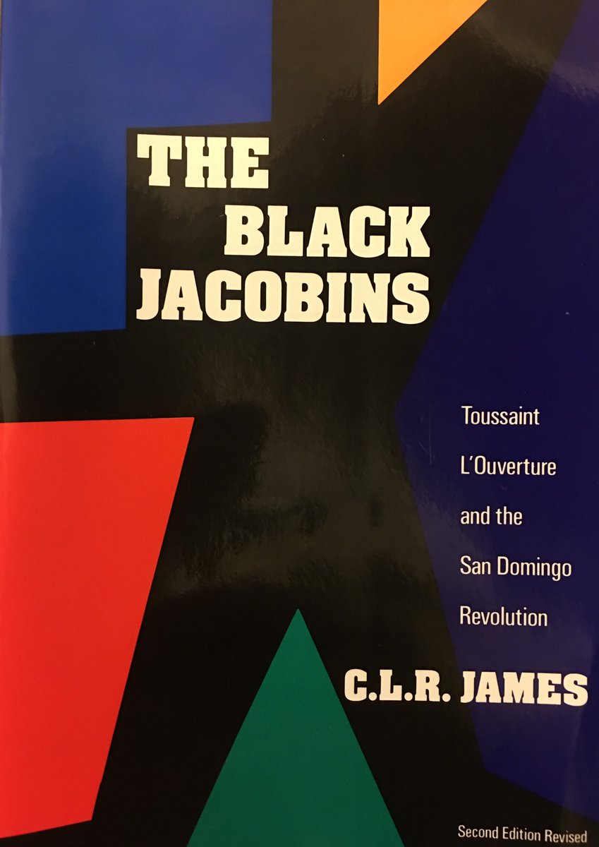 """the black jacobins The black jacobins demonstrated that uneven and combined development meant that the enslaved labourers of saint domingue, suffering under the """"concentrated."""